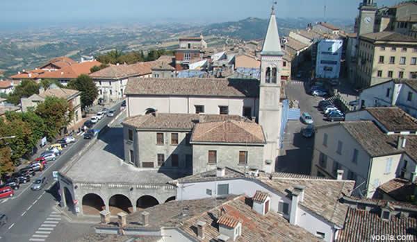 Capitale Repubblica San Marino