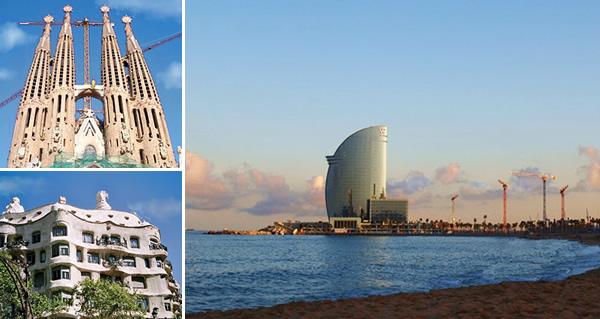 Vacanze barcellona for Vacanze a barcellona mare