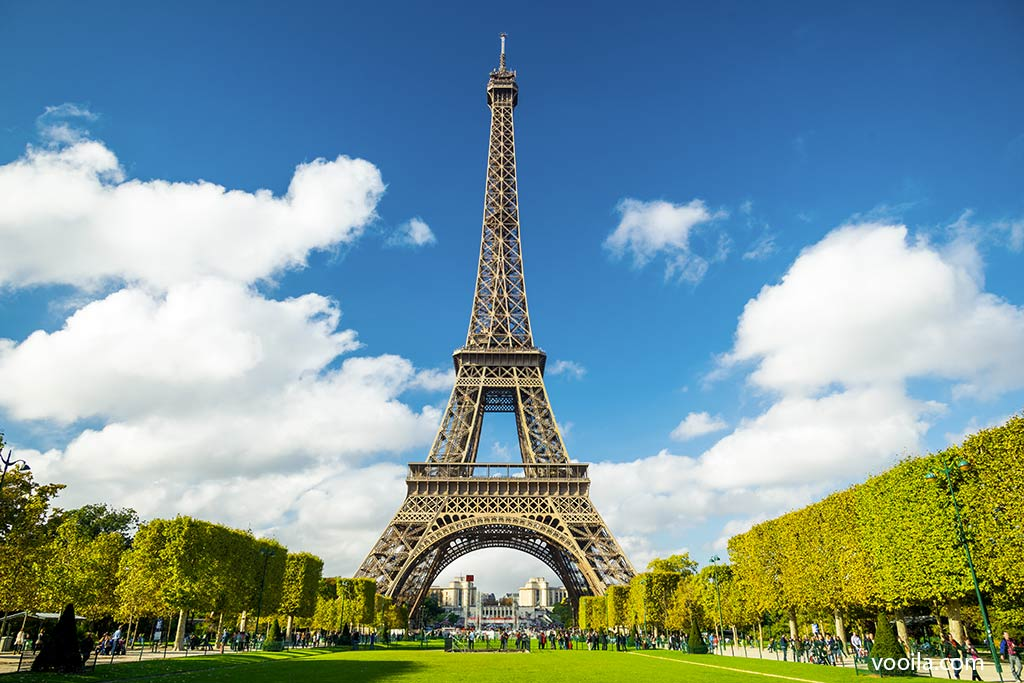 Torre eiffel parigi for Parigi wallpaper