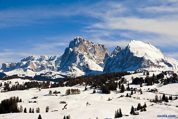 Piste da sci Alpe Di Siusi - Monte Piz
